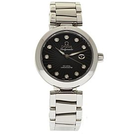 Omega DeVille 425.30.34.20.51.001 Stainless Steel 34mm Womens Watch
