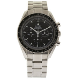Omega Speedmaster 311.30.42.30.01.005 Stainless Steel Black Dial 42mm Mens Watch