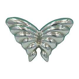 Tiffany & Co. 925 Sterling Silver Mexico Butterfly Pin Brooch