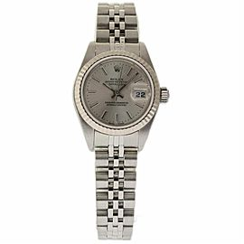 Rolex Datejust 79174 Stainless Steel Silver Dial Automatic 26mm Womens Watch 2004