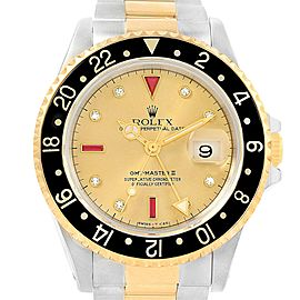 Rolex GMT-Master II 16713 40mm Mens Watch