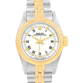 Rolex Oyster 67193 24mm Womens Watch