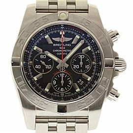 Breitling Chronomat AB011010/BB08 Stainless Steel Automatic 43mm Mens Watch