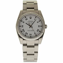 Rolex Air-King 114210 Stainless Steel Automatic 34mm Unisex Watch