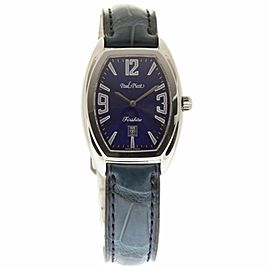 Paul Picot Firshire 4097 Stainless Steel & Leather Automatic 35mm Unisex Watch