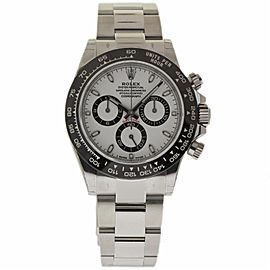 Rolex Daytona 116500 Stainless Steel with Ceramic 40mm Mens Watch