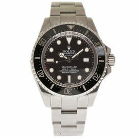 Rolex Sea-Dweller Deepsea 116660 Stainless Steel and Ceramic 44mm Mens Watch
