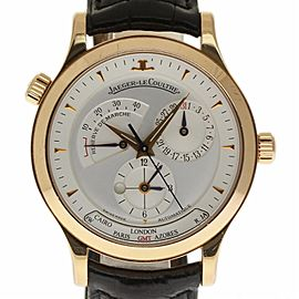 Jaeger-LeCoultre Master Control 142.2.92 18K Rose Gold Automatic 39mm Mens Watch