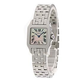 Cartier Santos Demoiselle W25075Z5 20mm Womens Watch