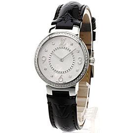 Louis Vuitton Tambour Q12MF 28mm Womens Watch