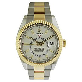 Rolex Sky Dweller 326933 42mm Mens Watch