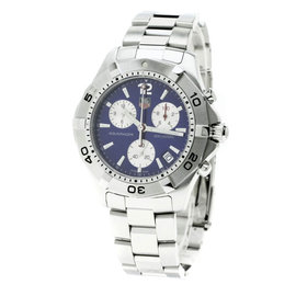 Tag Heuer Aquaracer CAF1112 Stainless Steel 42mm Mens Watch
