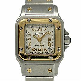 Cartier Santos Galbee 2423 24mm Womens Watch