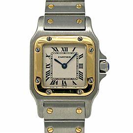 Cartier Santos Galbee W20012C4 24mm Womens Watch