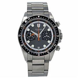 Tudor Heritage Chrono 70330N 42mm Mens Watch