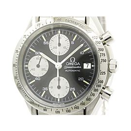 Omega Speedmaster Date Steel Automatic 39mm Mens Watch
