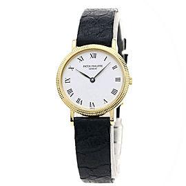 Patek Philippe Calatrava 4819 25mm Womens Watch