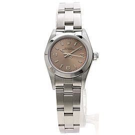 Rolex Oyster Perpetual Datejust 76080 25mm Womens Watch