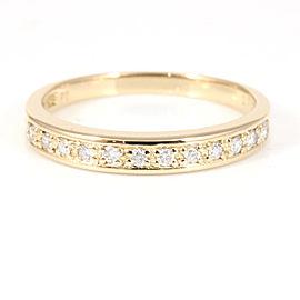 Ponte Vecchio 18K Rose Gold Diamond Ring Size 4.75