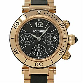 Cartier Pasha W301980M 42.5mm Mens Watch