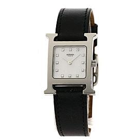 Hermes H HH1.210 21mm Womens Watch