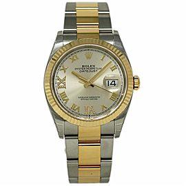 Rolex Datejust 116233 36.0mm Mens Watch
