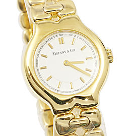 Tiffany & Co. Tesoro B1501 25mm Unisex Watch