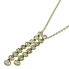 Tiffany & Co. 18K Yellow Gold Diamond Necklace