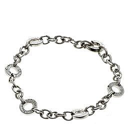 Bulgari 18K WG Bracelet
