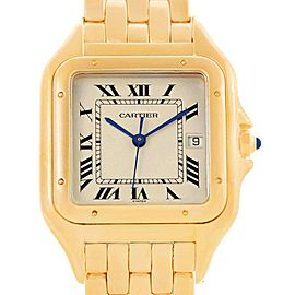 Cartier Panthere W25014B9 Mens 29mm Watch