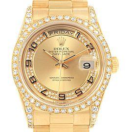 Rolex Day-Date 18388 36mm Mens Watch