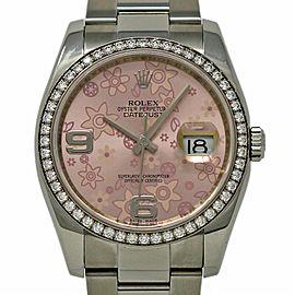 Rolex Datejust 116244 36mm Mens Watch