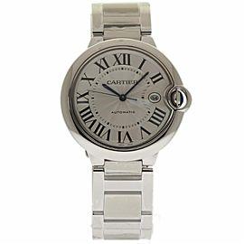 Cartier Ballon Bleu W69012Z4 42mm Womens Watch
