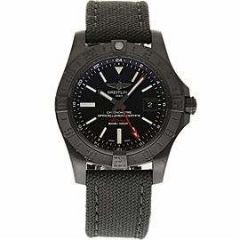 Breitling Avenger II GMT M32390 43mm Mens Watch