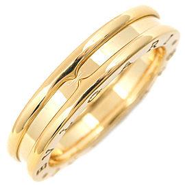 Bulgari 18K YG B-zero1 Ring Size 9.5