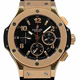 Hublot Big Bang 44mm 301.PX.130.RX Rose Gold Rubber Automatic