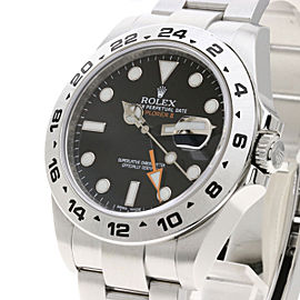 ROLEX Explorer 2 Watches 216570 StainleStainless Steel Steel/Stainless Steel...