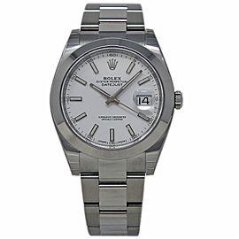 Rolex Datejust II 126330 41mm Mens Watch