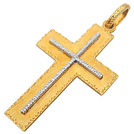 Buccellati 18K Yellow Gold Pendant Charm