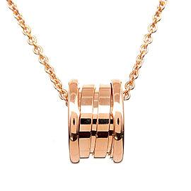 Bulgari 18K RG B-zero1 Necklace