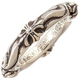 Chrome Hearts Sterling Silver Ring Size 10