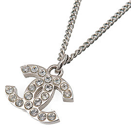 Chanel Sterling Silver Necklace