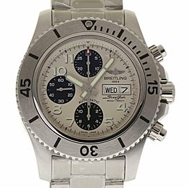 Breitling Superocean A13341C3/G782 44.0mm Mens Watch