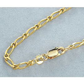 Bulgari 18K YG Chain Necklace