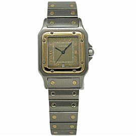 Cartier Santos Galbee 1566 29mm Womens Watch