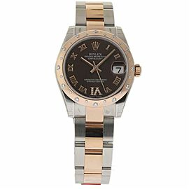 Rolex Datejust 178341 31mm Womens Watch