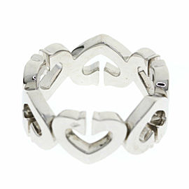 CARTIER Ring 18K White Gold