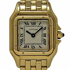 Cartier Panthere Ladies 8057917 18K Yellow Gold Quartz