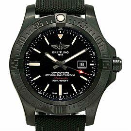 Breitling Avenger Blackbird V1731010/BD12 Black Titanium