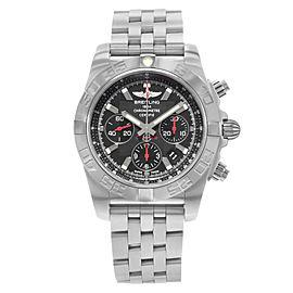 Breitling Chronomat AB011110/BA50-377A 43.5mm Mens Watch